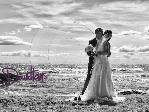 Romantic beach wedding in Mijas