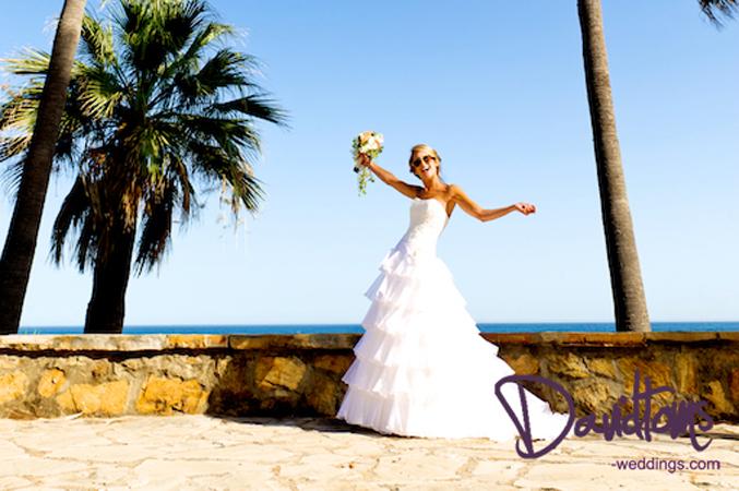 Bride in Estepona