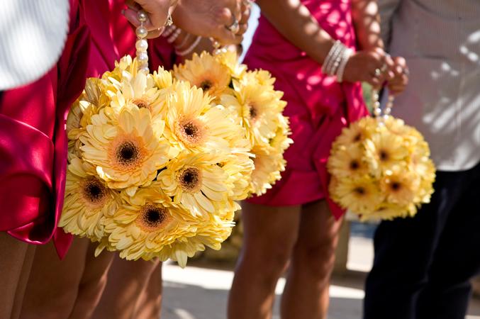 wedding flowers Majorca
