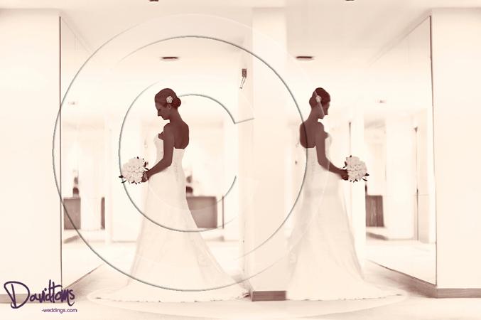 wedding dress bride getting married in spain