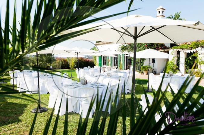 Private wedding villa Mijas