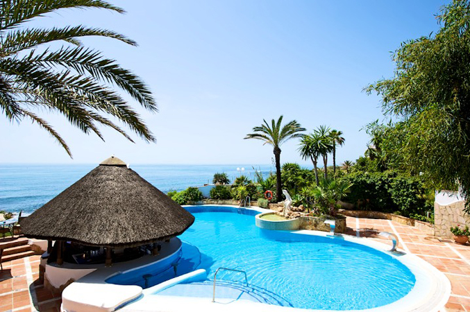 Boutique hotel in Spain