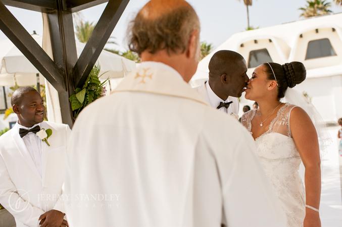 Wedding ceremony Spain