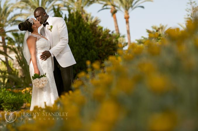Luxury beach club wedding marbella