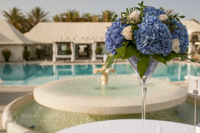 contemporary sea view wedding Spain