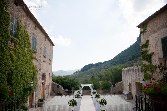 Viewing Your Wedding Venue In Spain