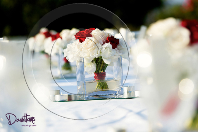Colour schemes wedding in Spain