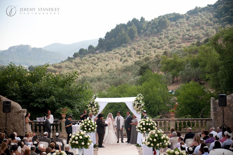 wedding venue in Majorca
