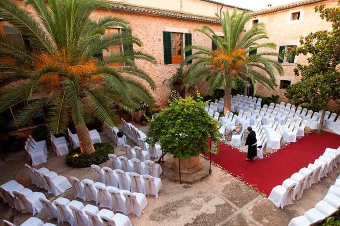 Casa Sa font Seca Wedding venue Majorca