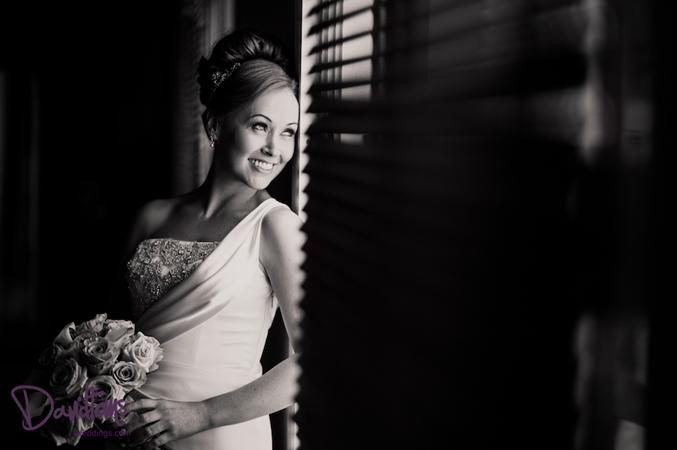 Bridal photograph in Mijas