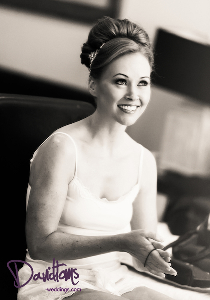 Bride photo in Spain