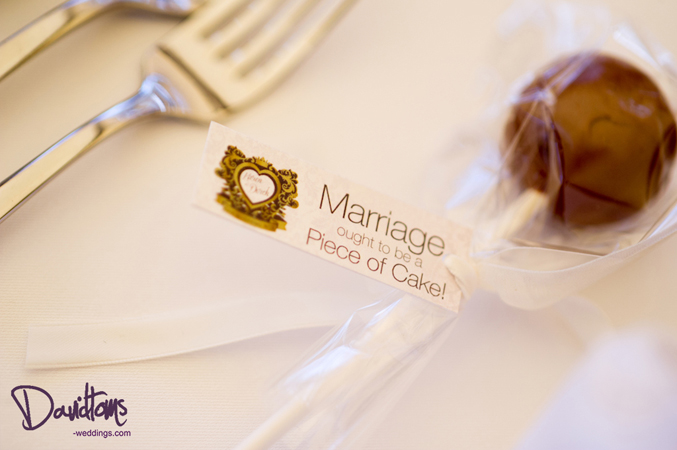Wedding favour - get married in Spain