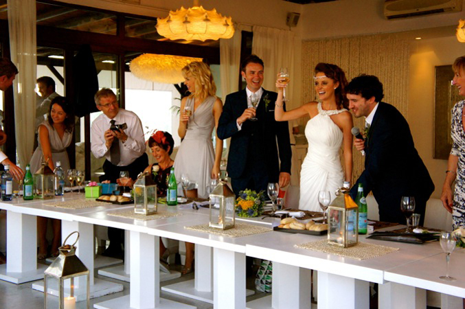 wedding dinner celebrations in Marbella