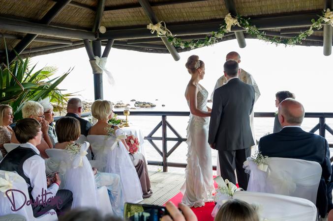 wedding-ceremony in Mijas Spain