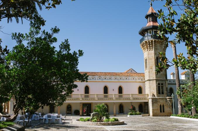 Private wedding venue in Spain