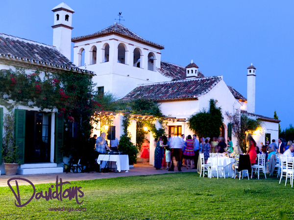 Hacienda in Mijas Spain