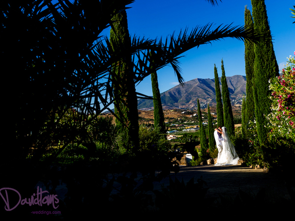 Mijas wedding in Spain