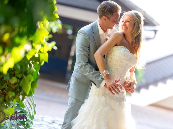 Bride & Groom getting married in Mijas Spain