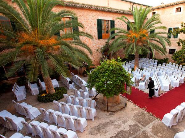 wedding venue in Mallorca