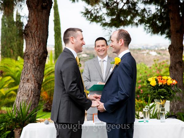 gay wedding in Spain