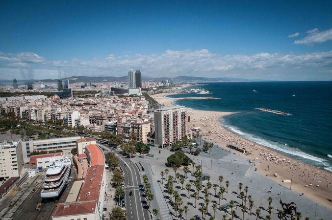 Getting Married in Barcelona City