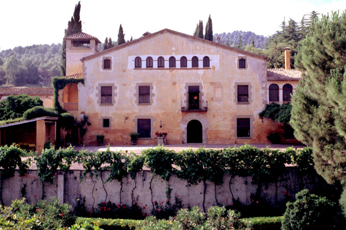 Traditional wedding venue in Barcelona