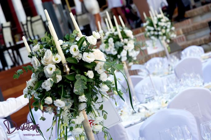 Wedding planners style wedding in spain