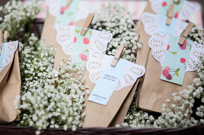 cookie-favours for your wedding in Barcelona