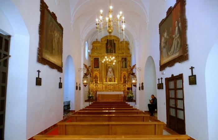 church wedding in Spain