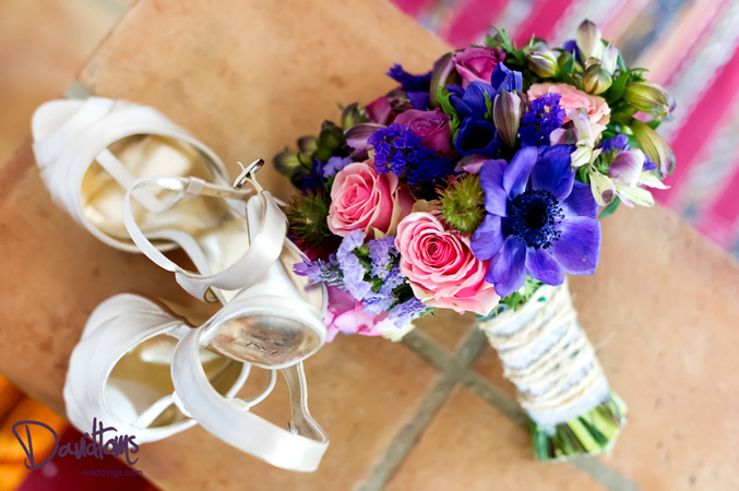 flowers-at-a-wedding-in-Spain