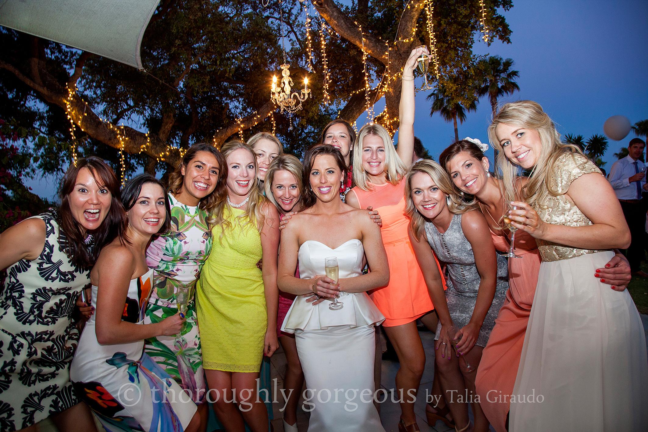 bridal-party-at-a-wedding-in-Malaga-Spain
