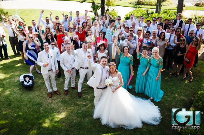 Wedding-guests-at-wedding-in-Estepona-Spain