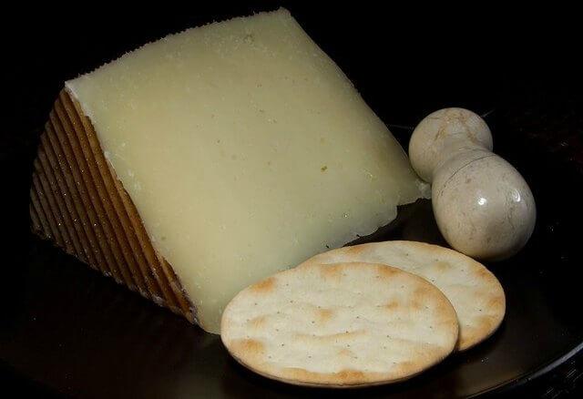 Spanish Wedding Food Cheese