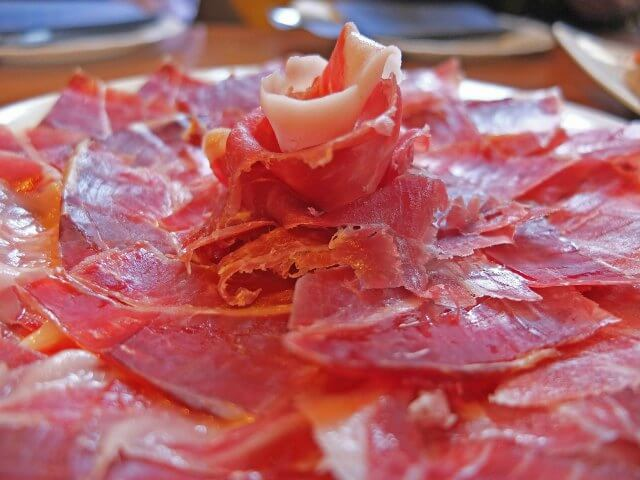 Spanish Wedding Food Ham
