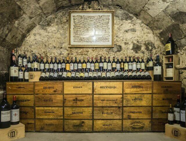 Spanish Wedding Wine
