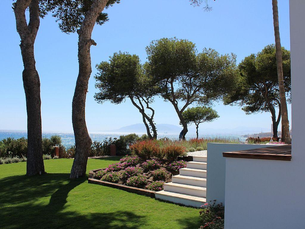 El Barco landscape garden
