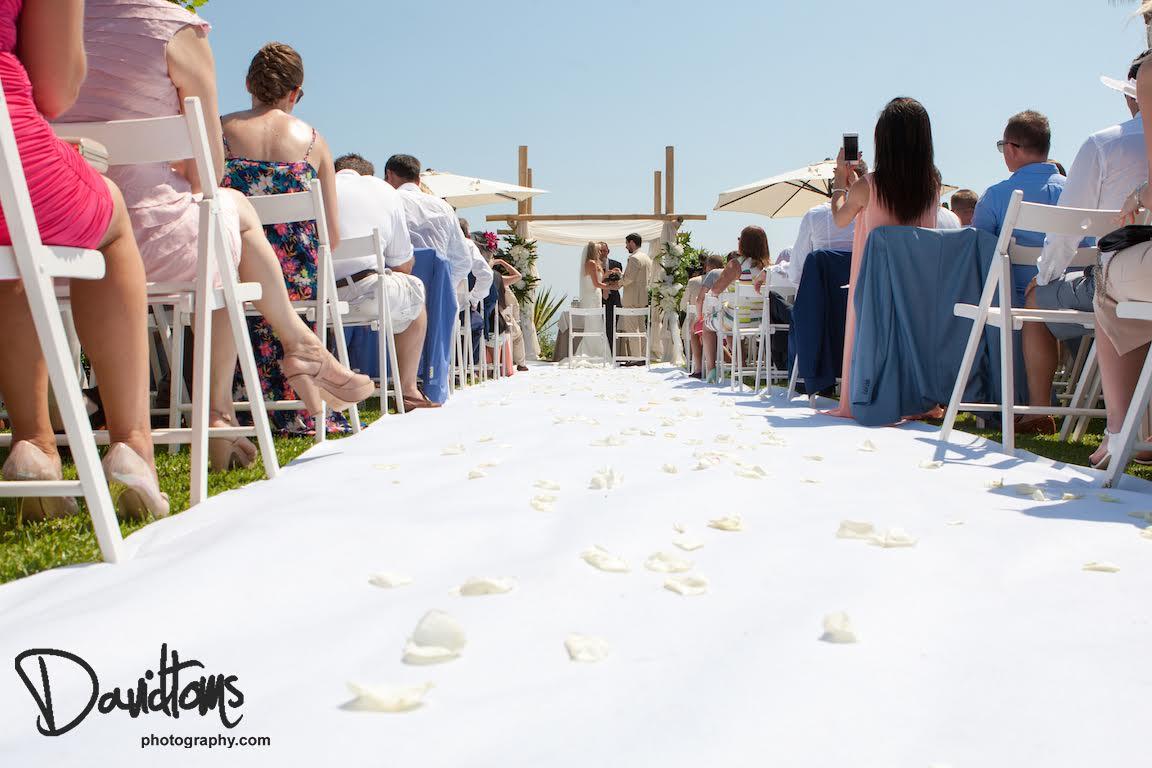 Wedding venue in Marbella Ceremony