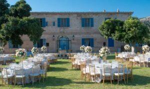 Stunning rural wedding venue in Mallorca