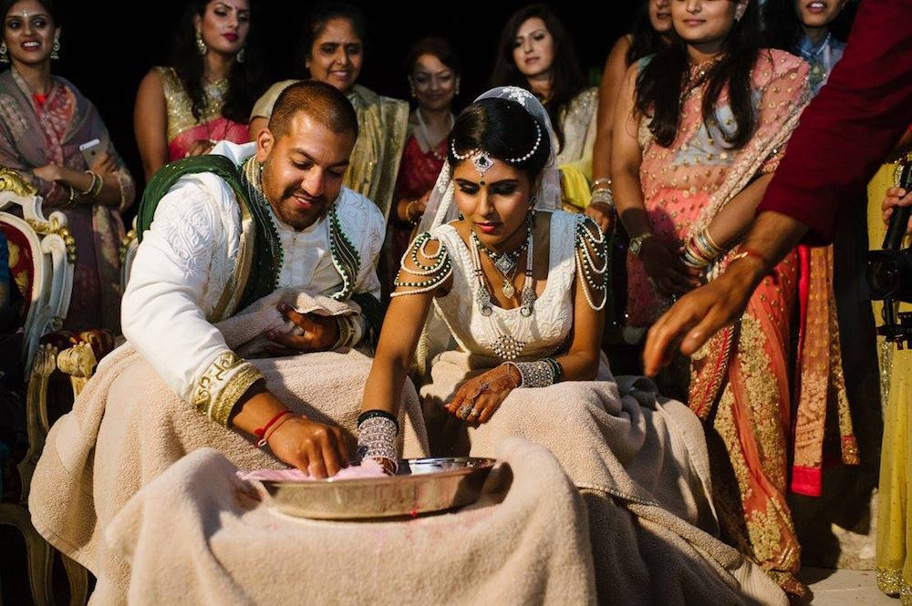 Indian Wedding in Spain