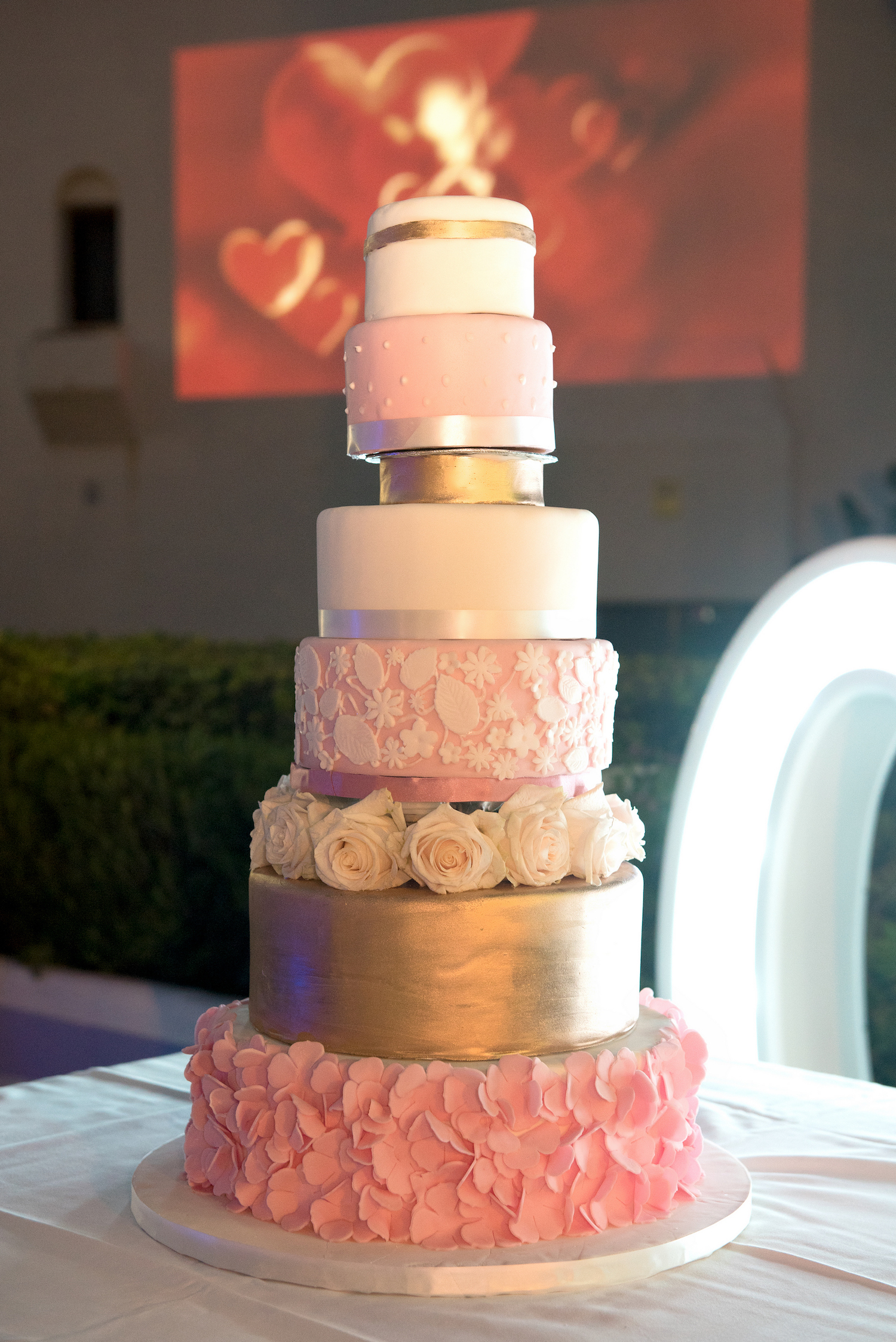 Marbella Wedding Cake Maker