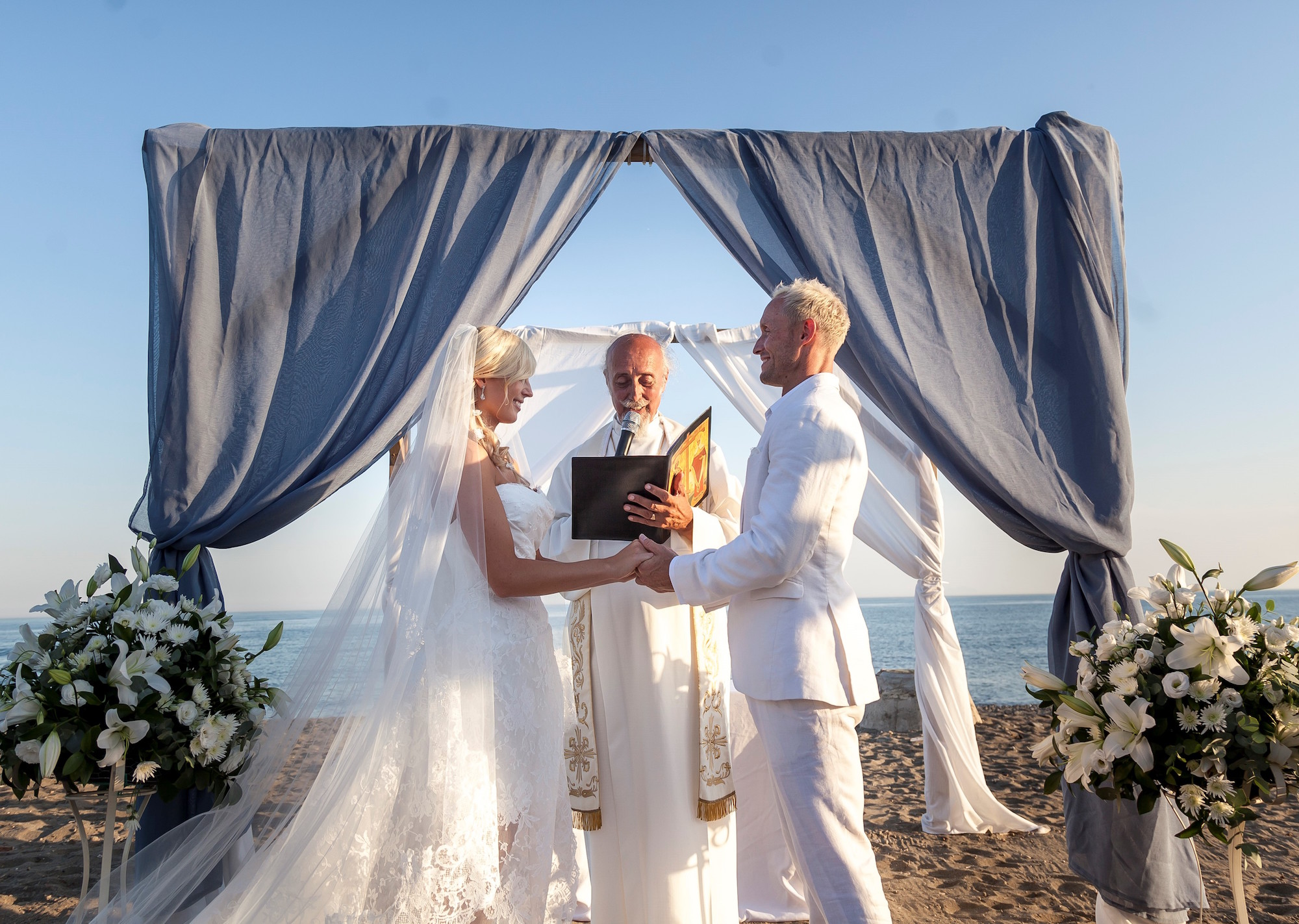 Beach Wedding Spain