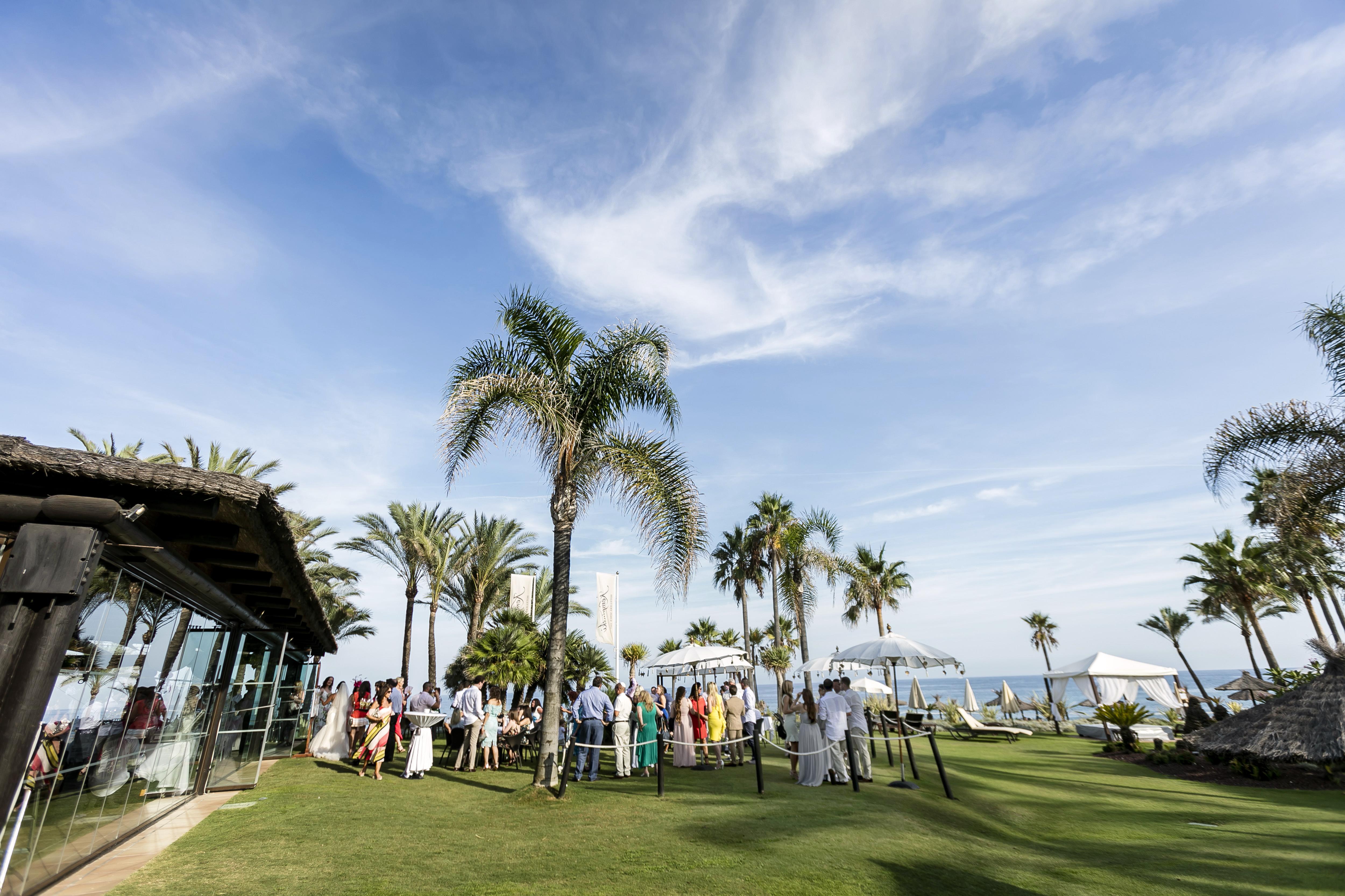 Hotel Wedding Spain
