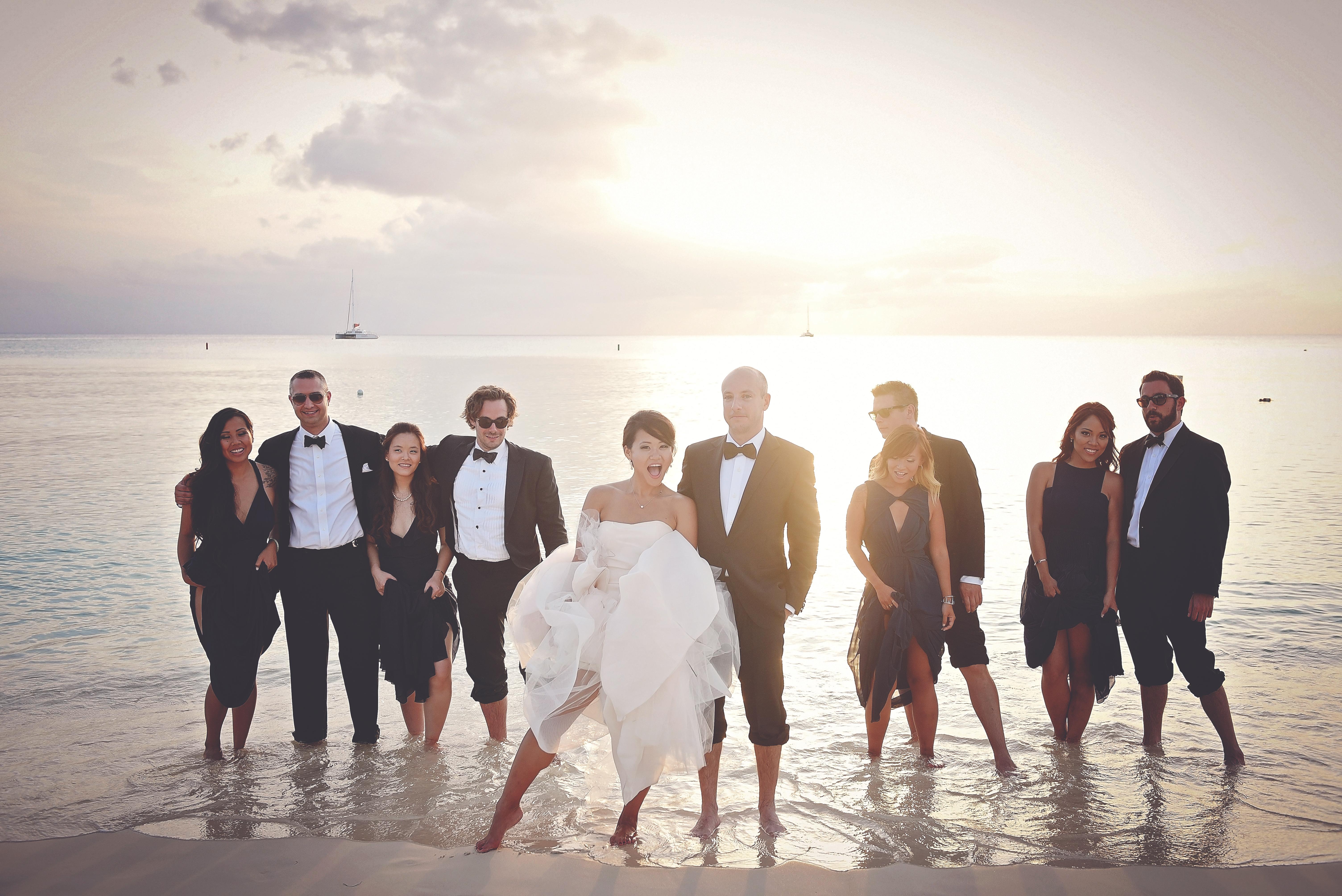 Rebecca Davidson shoots sexy bride image