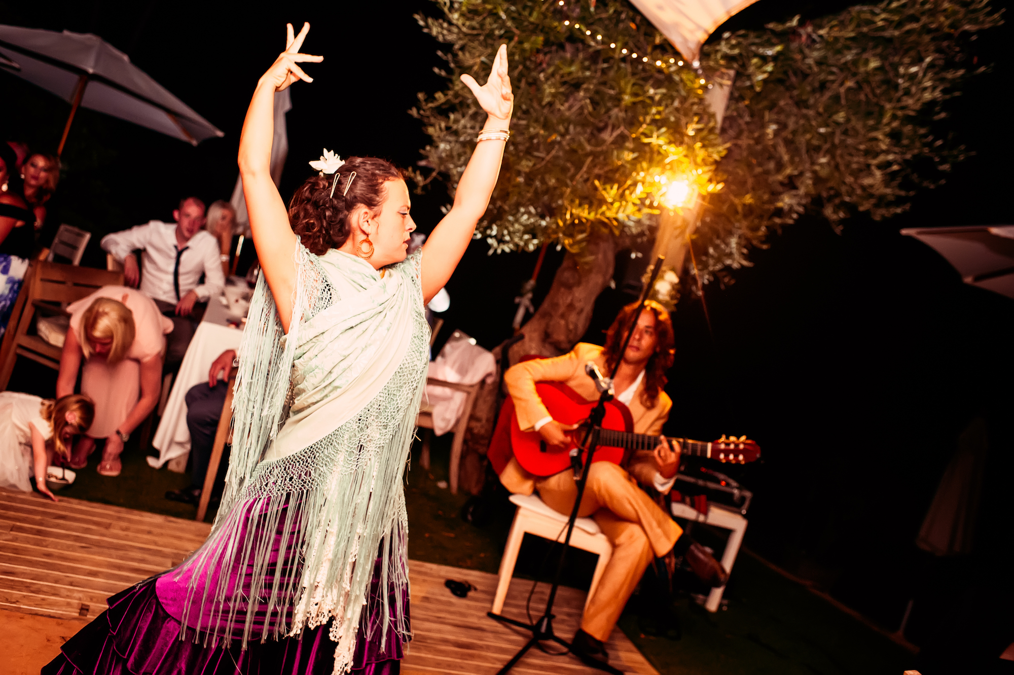 Spanish Wedding Guitarist | Live Wedding Reception Music