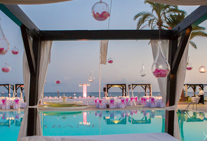 Luxury Marbella wedding Venue