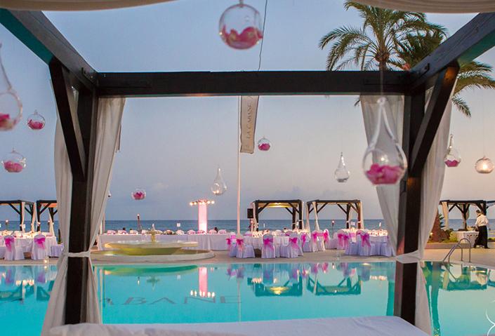 Luxury Marbella wedding Venue