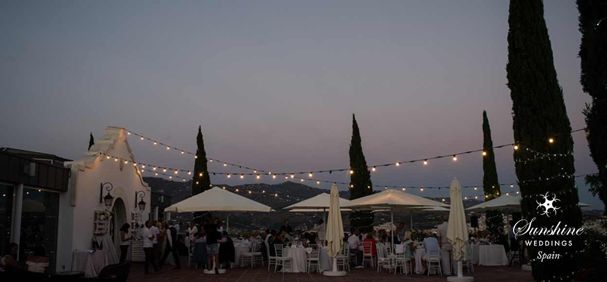 Outdoor Wedding Spain
