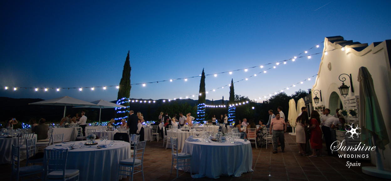 Outdoor Wedding Spain