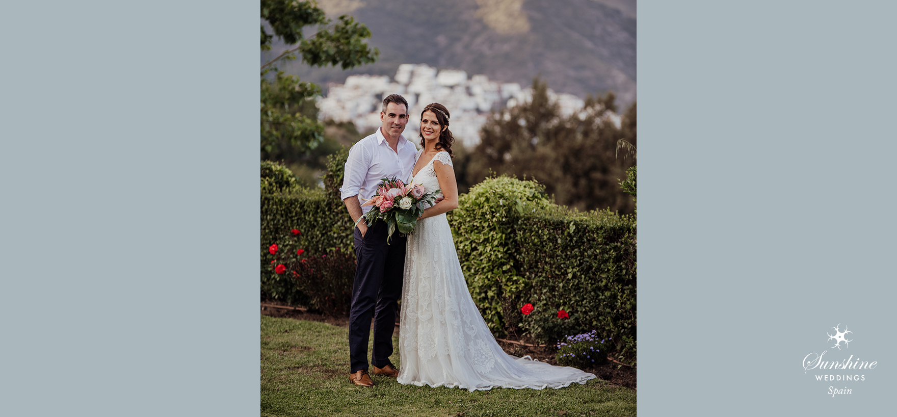 Rustic Finca Wedding