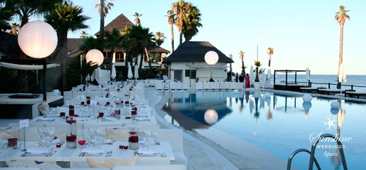 Beach Club Spain